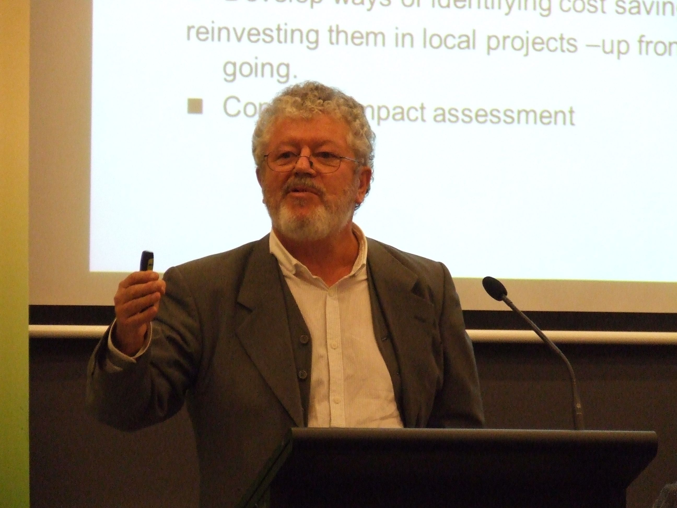 australian justice reinvestment project
