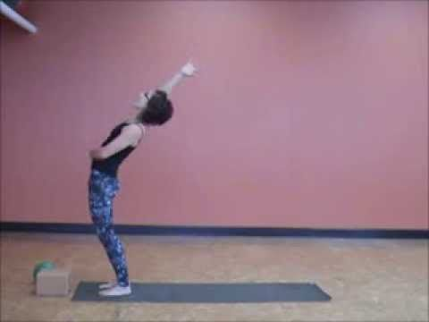 core based functional sun salutations guide with hope