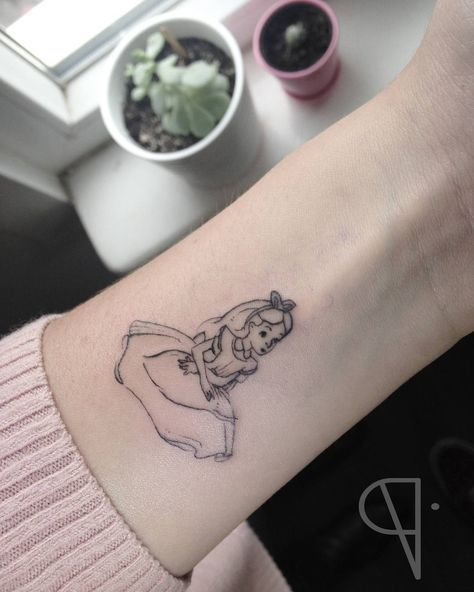 Tattoo cute disney alice in wonderland 26+ new Ideas
