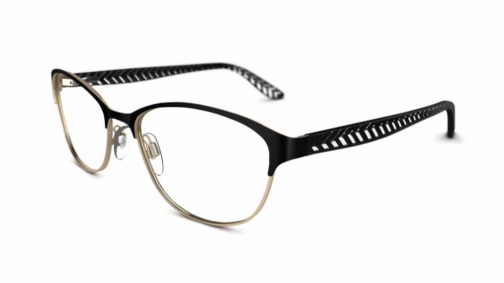 Emerald in 2020 Womens glasses, Black frame, Black