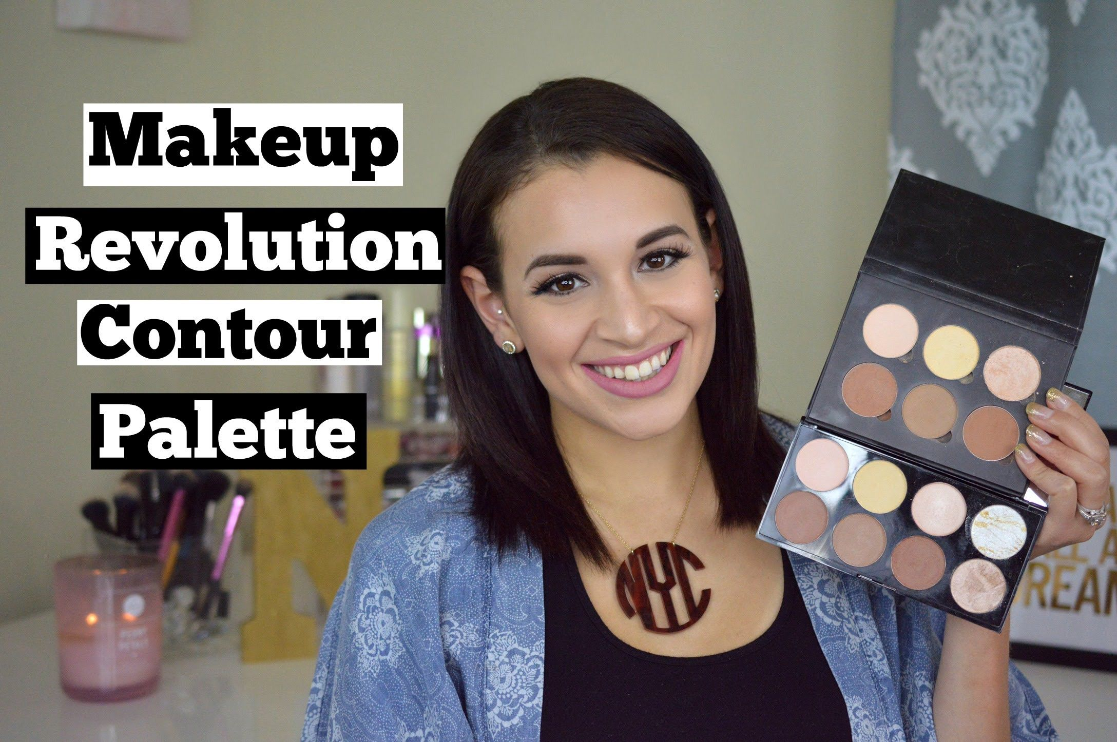 Anastasia Contour Kit Dupe video Drugstore contour