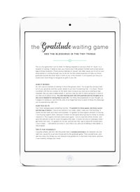 The Gratitude Journal Workbook | Gratitude Journal PDF - The