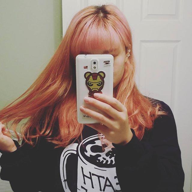Top 100 rose gold hair color photos #셀프염색 #골드핑크 #로즈골드 #로즈골드핑크 #rosegoldhair #rosegoldhaircolor #joico #joicocolorintensityrose #joicocolor #joicocolorintensity #selfhairarrange #self See more http://wumann.com/top-100-rose-gold-hair-color-photos/