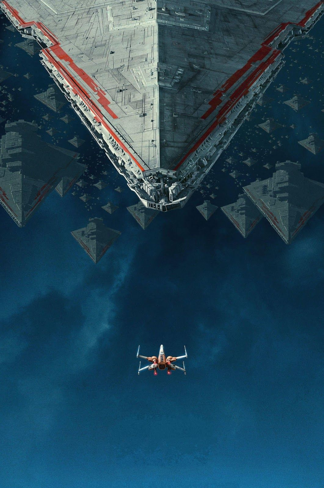 Rise Of Skywalker Phone Wallpaper 2384x3596 In 2020 Star Wars