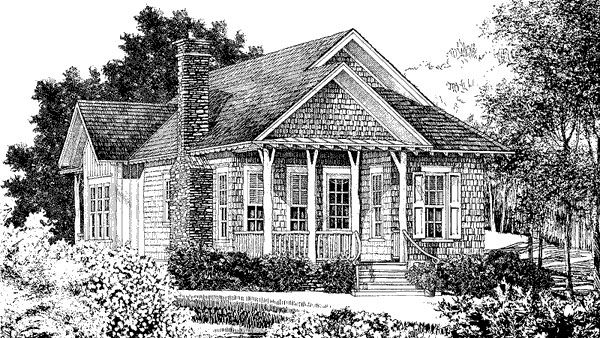 There s Nothing More Charming Than a e Story Craftsman and These House Plans Prove It