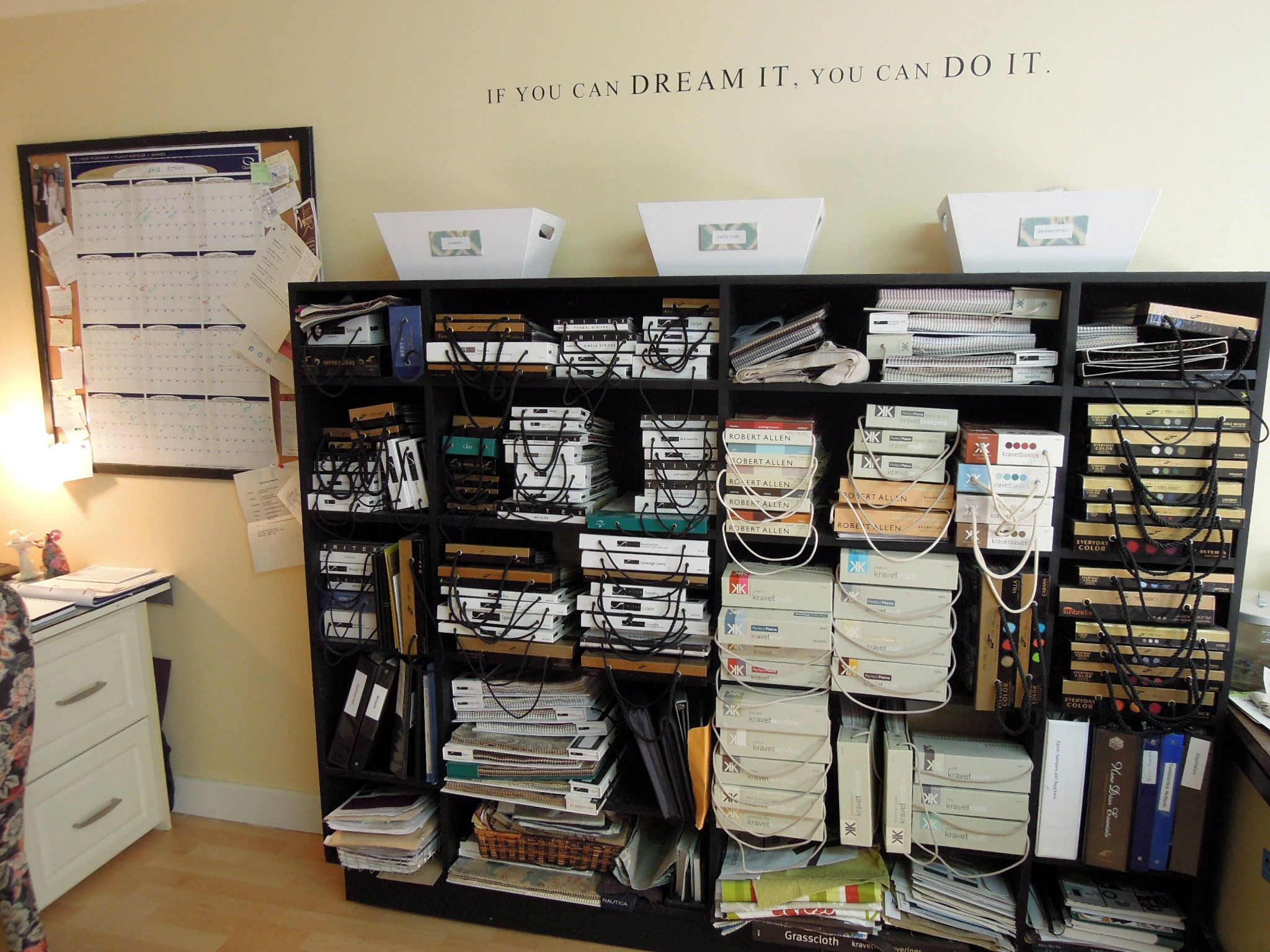 Fabric Sample Book Storage  Google Search