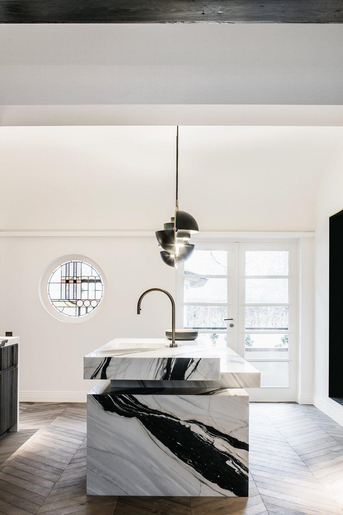 Villa de Nil in Gent, Belgium by Joseph Dirand Rietveld projects and ...
