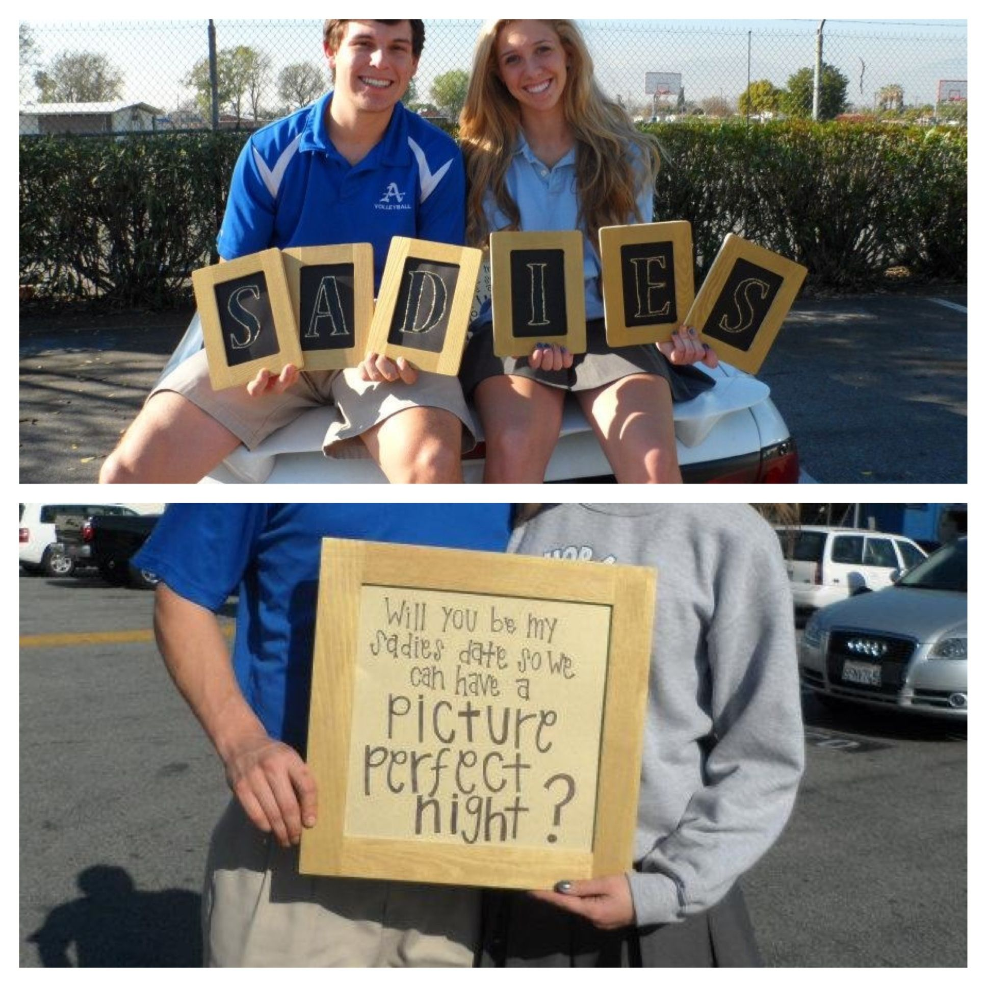 Funny ways to ask a girl to a dance