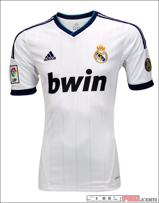 best service 49288 74315 adidas Youth Real Madrid Home Jersey 2012-2013...$64.99 ...