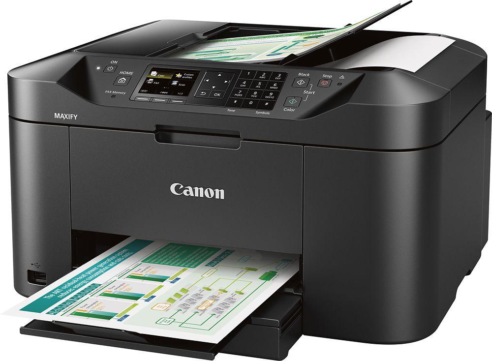Canon maxify mb2120 wireless allinone inkjet printer