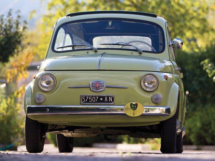 #Fiat 500 Nuova