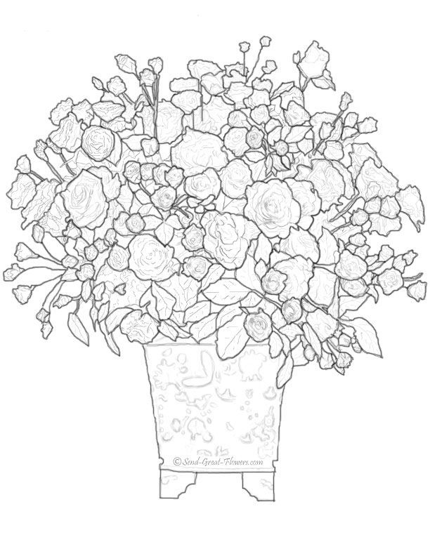 Free printable advanced coloring pages Free printable