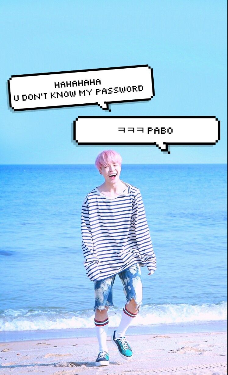 BTS Jimin Lockscreen