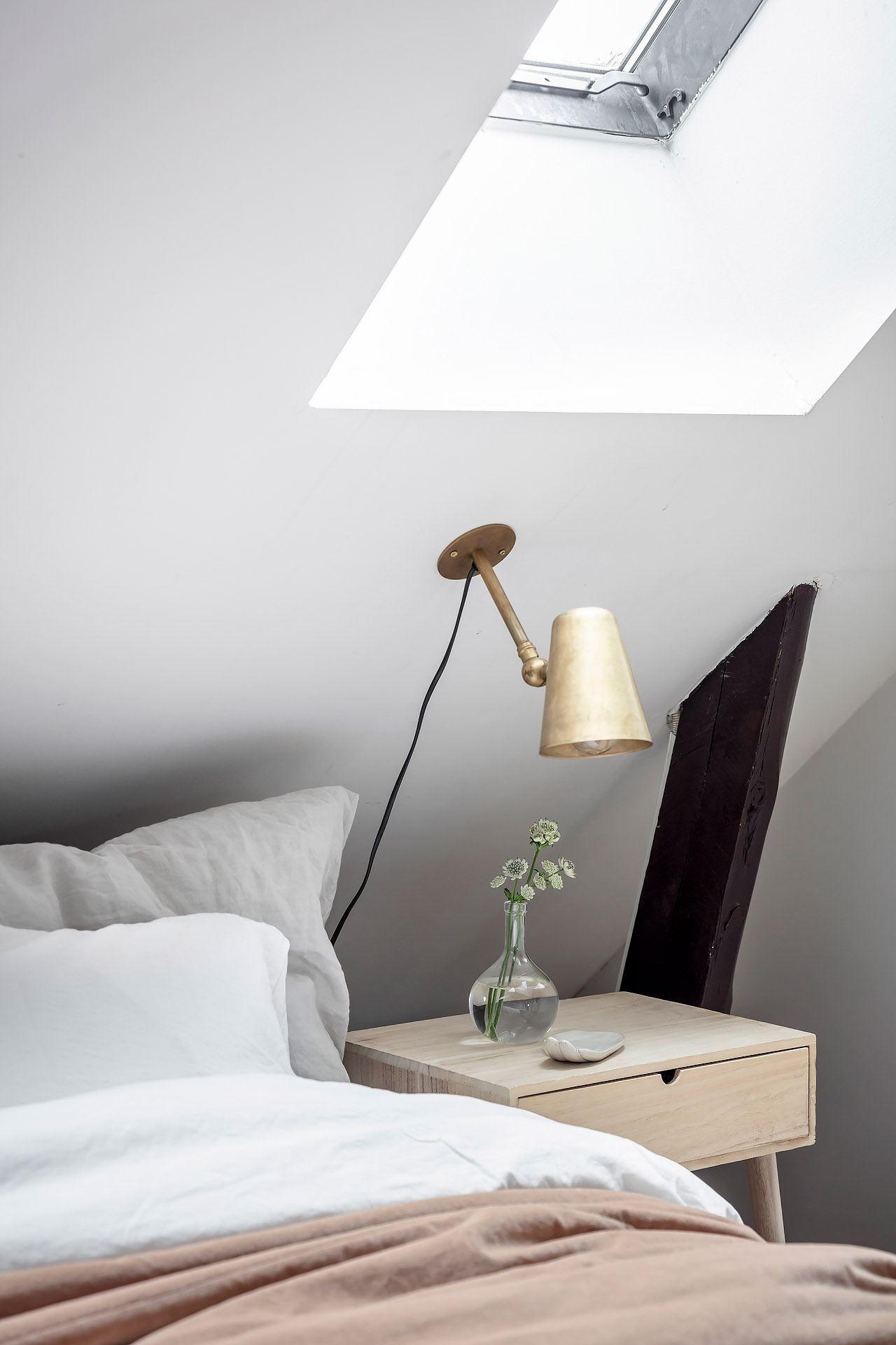 Photo of Cozy attic bedroom – COCO LAPINE DESIGN