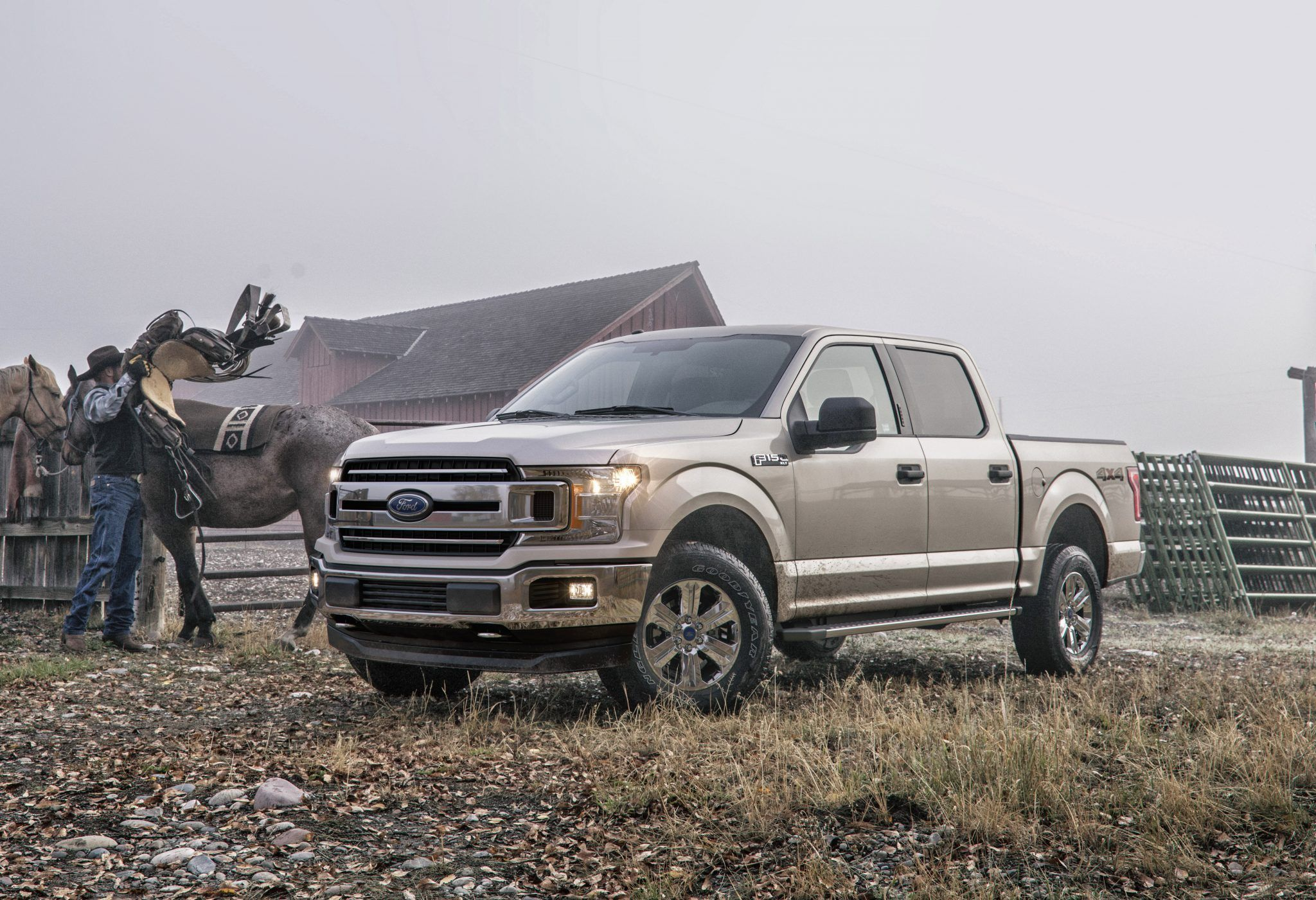 2018 Ford F 150 With More Engine Choices Drive Ride Ford