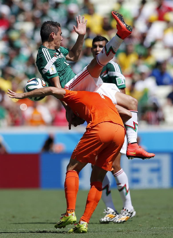 World Cup Round Of 16 Netherlands Vs Mexico World Cup Mexico Mexico Pictures