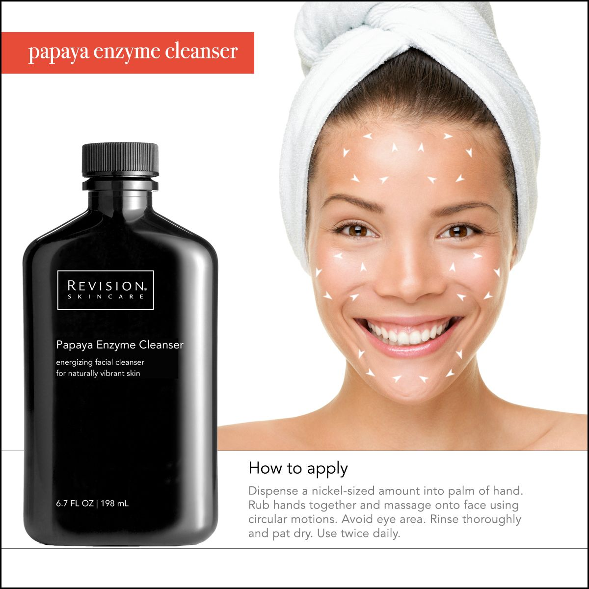 Papaya Enzyme Cleanser Skin Cleanser Products Papaya Enzyme Cleanser