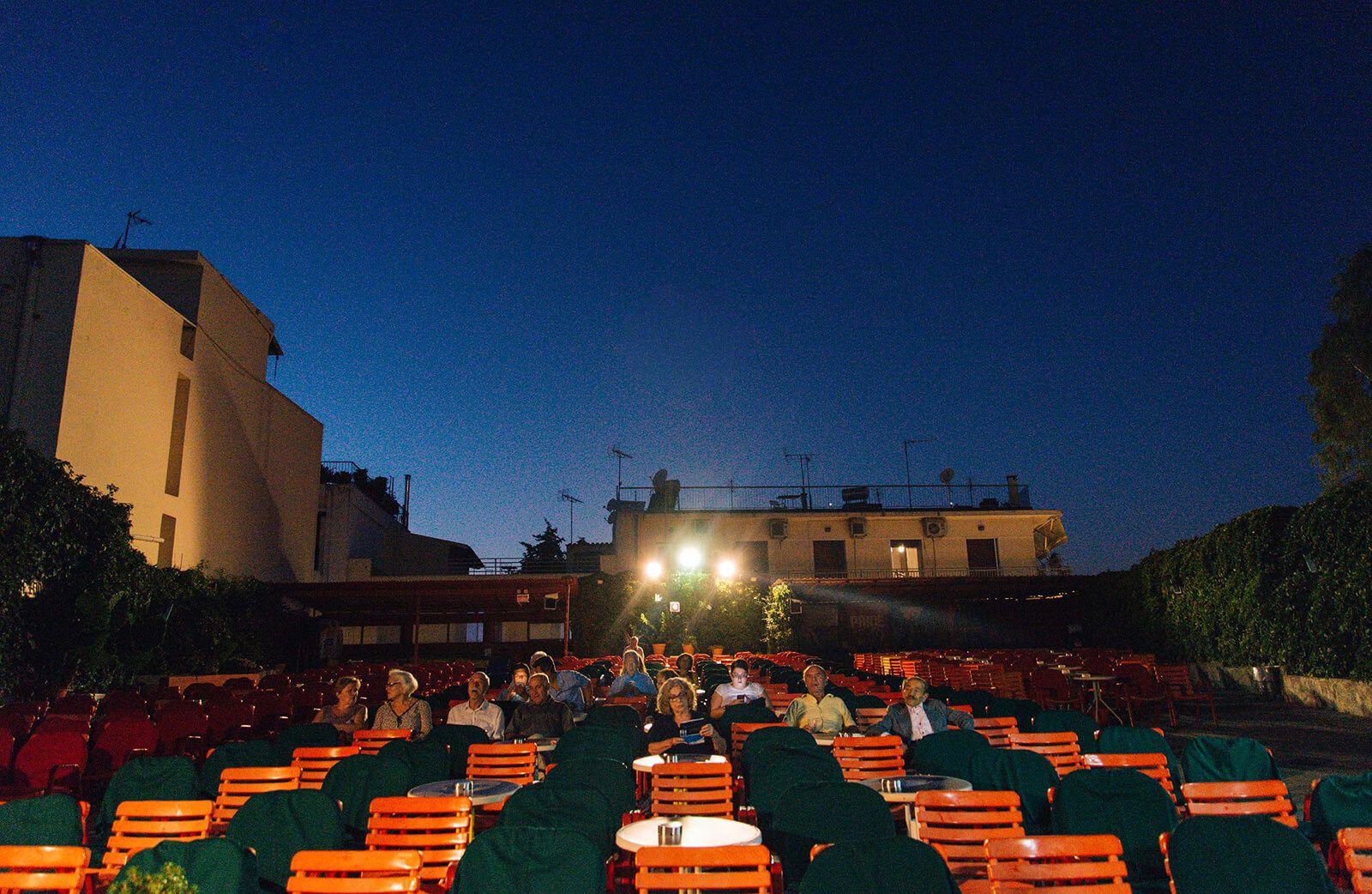 Open Air Cinemas The Official Athens Guide Open air