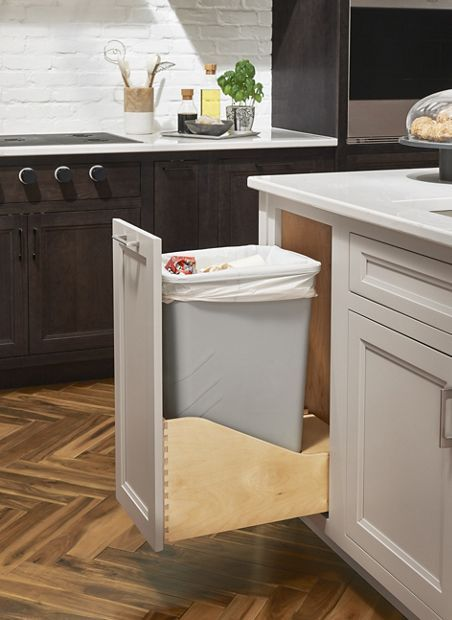 Pull Out Waste Container