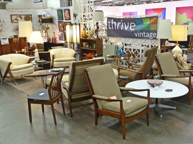 Bye Danish Modern And Vintage, Mid Century Modern Furniture Denver