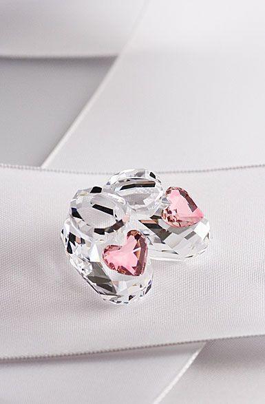 703cc11ba Swarovski Baby Shoes, Pink | Crystal | Swarovski crystal figurines ...