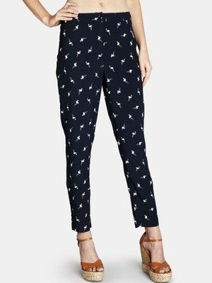 78% Off was £27.00 now £6.00 South Slim Printed Trousers