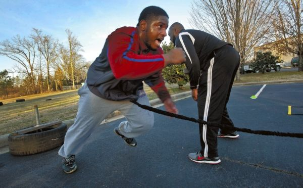College Football: Hargrave preparing for all-star game, draft