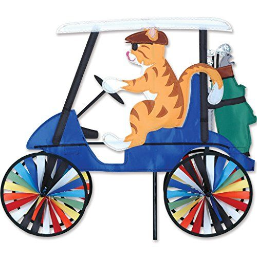 Golf Games Collection 23 In Golf Cart Spinner Cat * Be