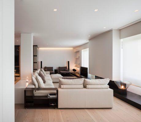 Bg apartment by francesc rifé studio homeadore salotto pinterest apartments studio and contemporary