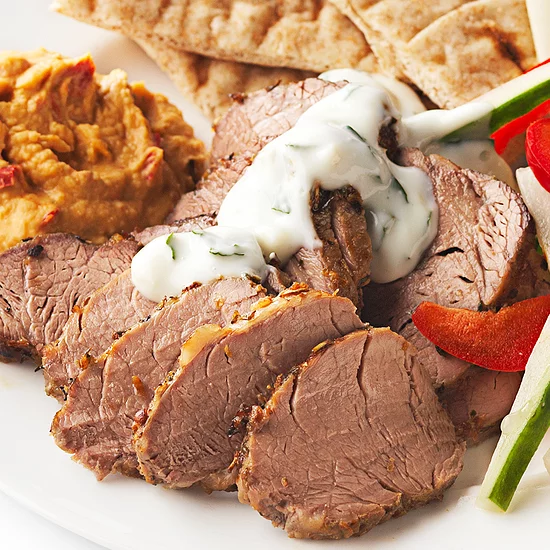 Greek Pork Tenderloin #porktenderloinrecipes