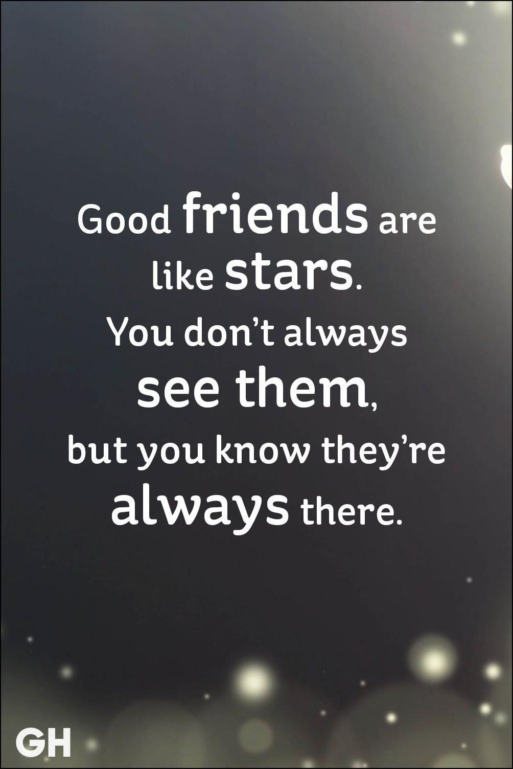 Friend Quotes Short