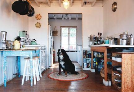 Love The Mismatched Kitchen Setup Home Pinterest Kitchen Home