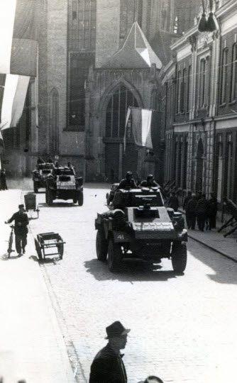 Kampen Bevrijding 16 April 1945