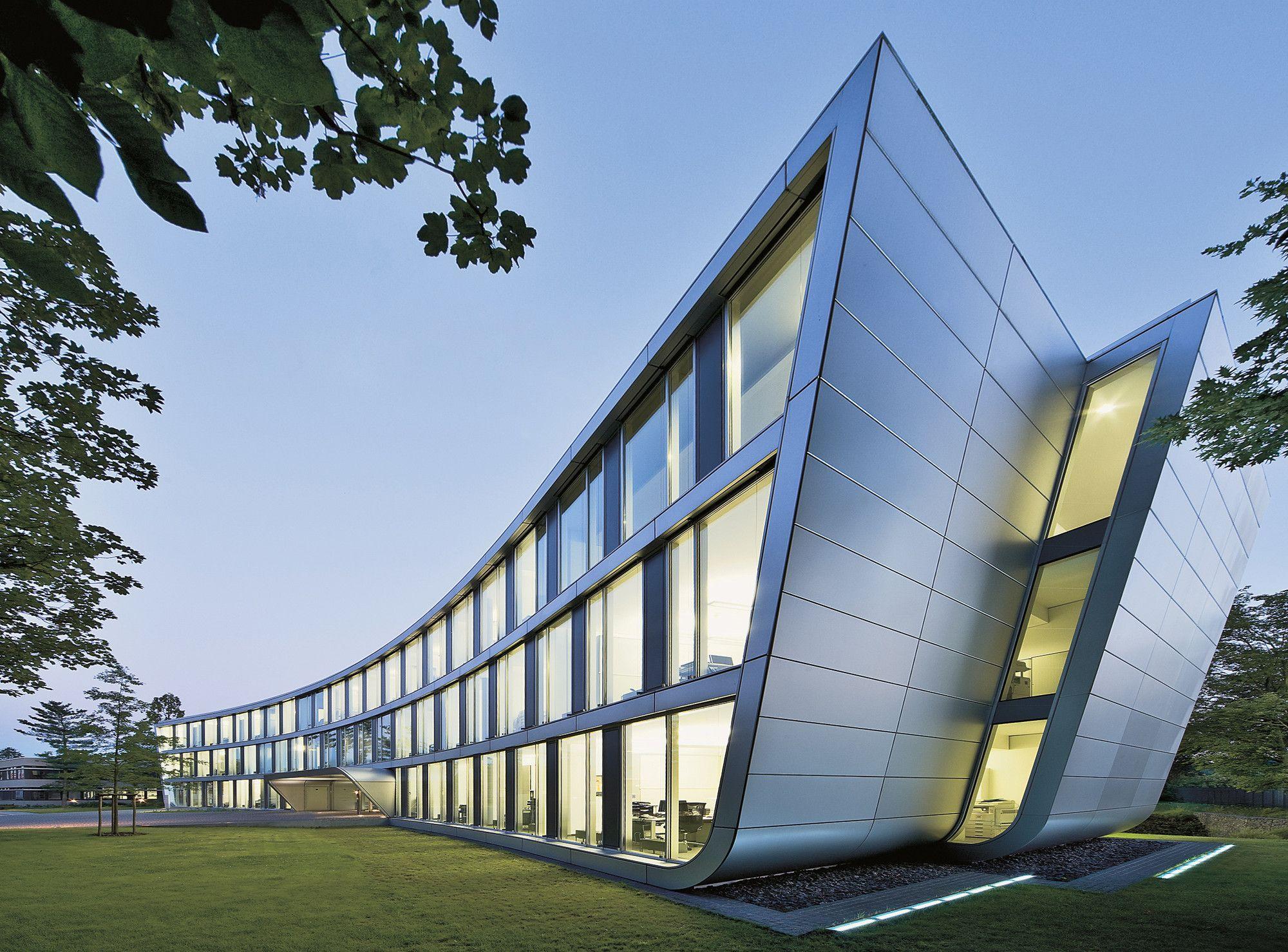 Architekten Neuss wye eike becker architekten architecture