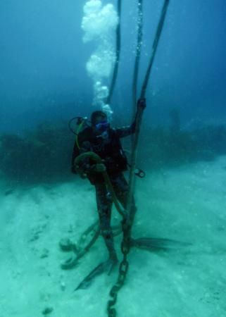 """""""There is no such thing as a pure 100 percent safe dive,"""" said Cmdr. Matthew Swiergosz, a program manager with the Office of Naval Research. """"U.S. Navy divers take on jobs that are extraordinarily dangerous, and they do them with a poise and professionalism that would inspire every American who could see it."""""""