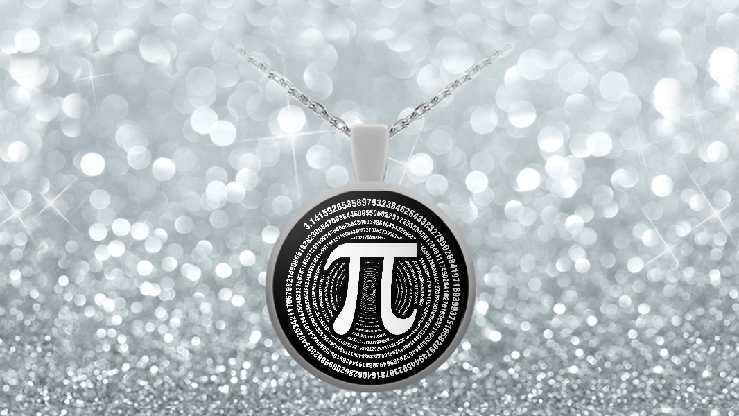 CELEBRATE PI DAY WITH THIS AWESOME NECKLACE! * JUST RELEASED *Limited Time OnlyThis item is NOT available in stores.Guaranteed safe checkout:PAYPAL | VISA | MASTERCARDClick BUY IT NOW To Order Yours!(100% Printed, Made, And Shipped From The USA)
