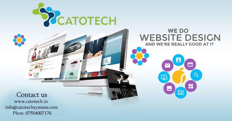 Website Design Company In Bhopal Web Development Design Wordpress Website Design Fun Website Design