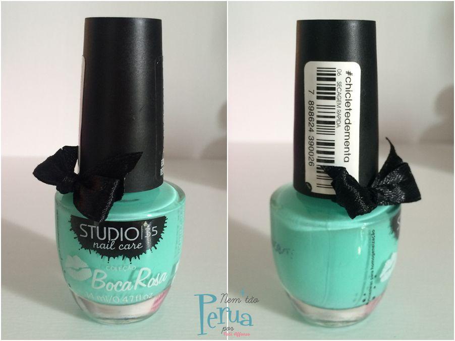 chiclete de menta blog boca rosa e studio 35 cosméticos blog nem tão perua 04