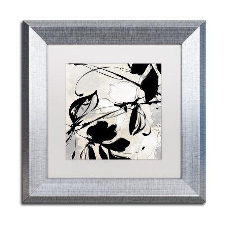 Trademark Fine Art \'Manifesto\' Silver Framed Art by Color Bakery ...