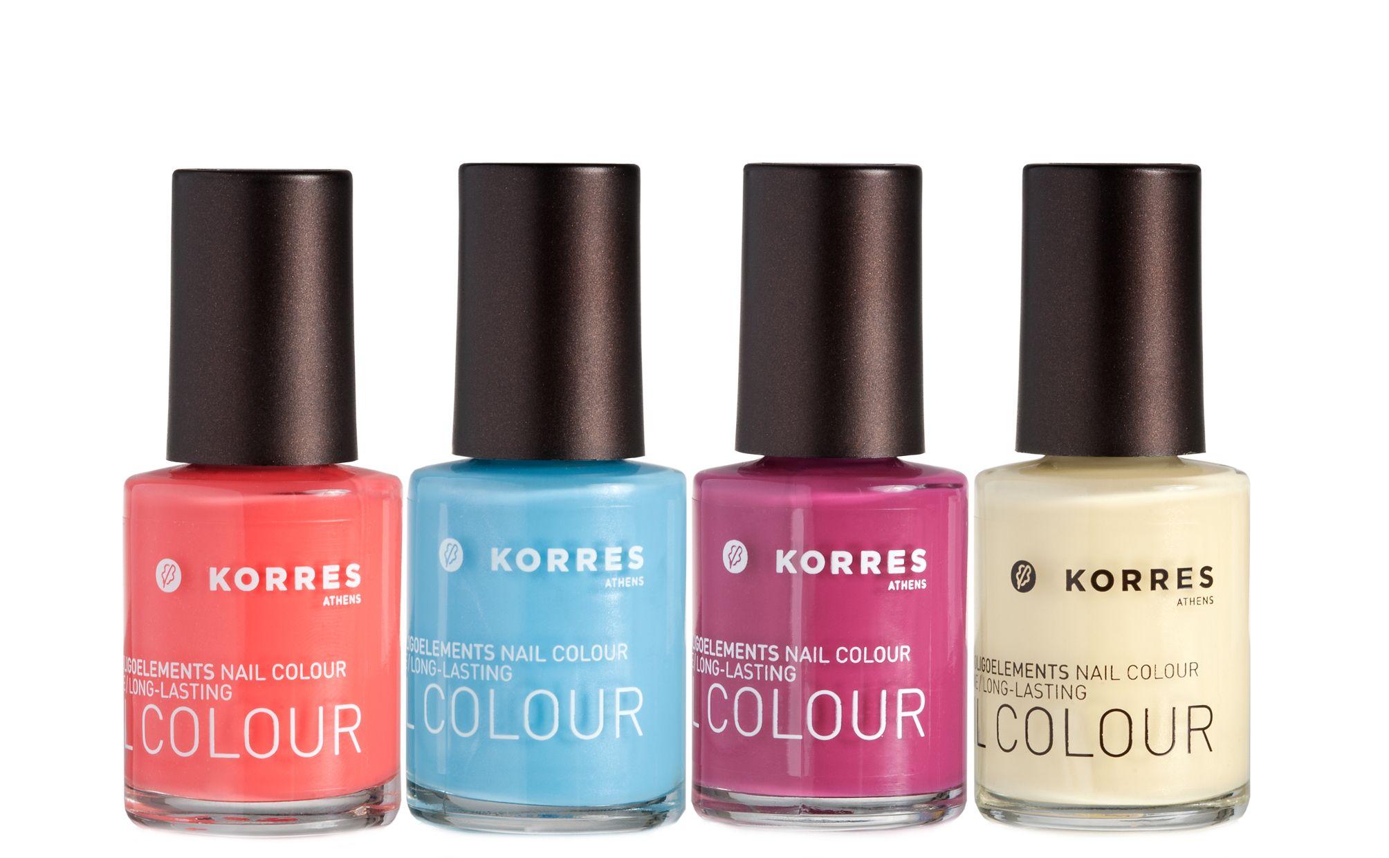 Nail Colour Limited Edition Hondos Center Nail colors