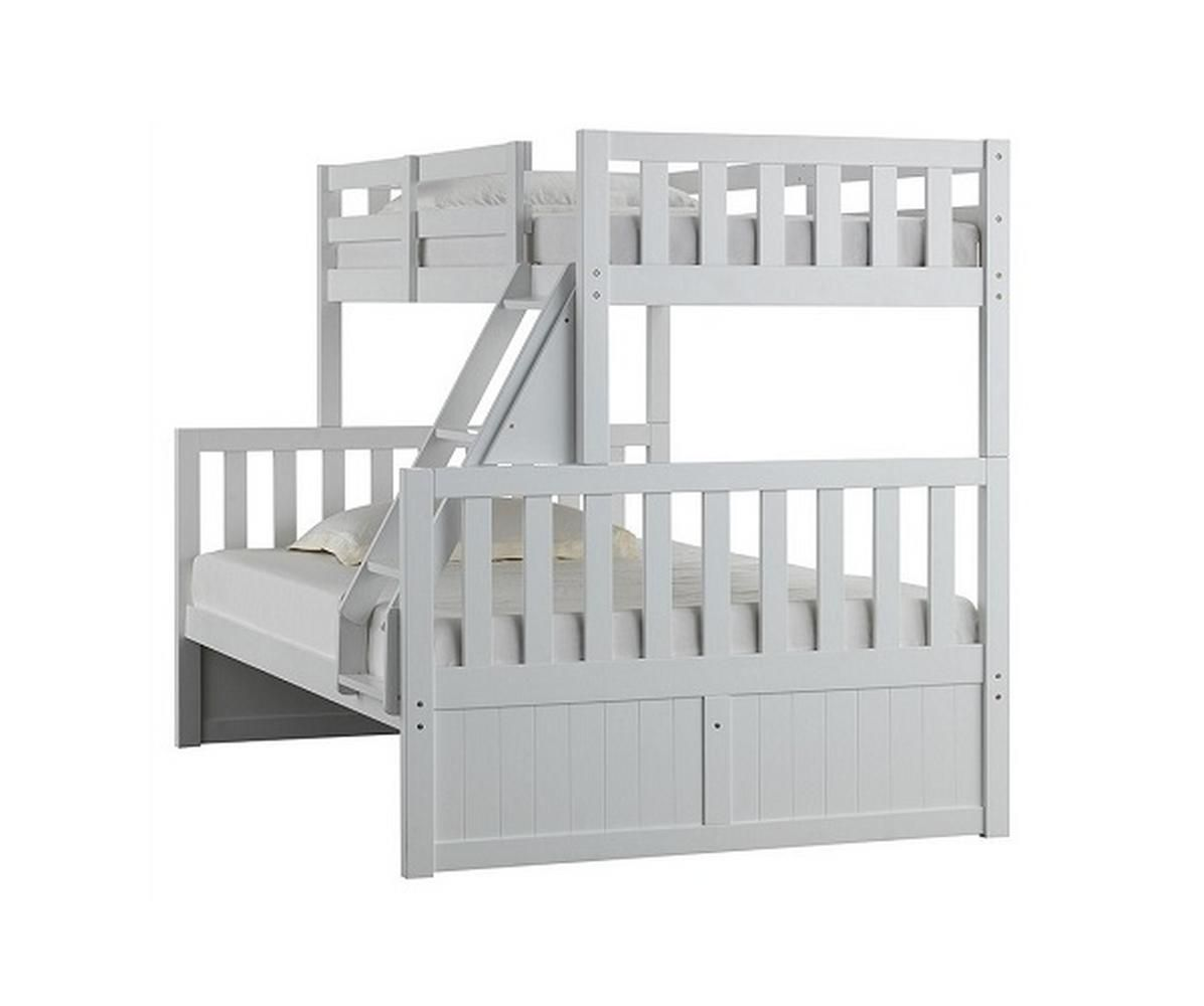 Mission Hills Twin Over Full Bunk Bed 600 Full Bunk Beds Bed