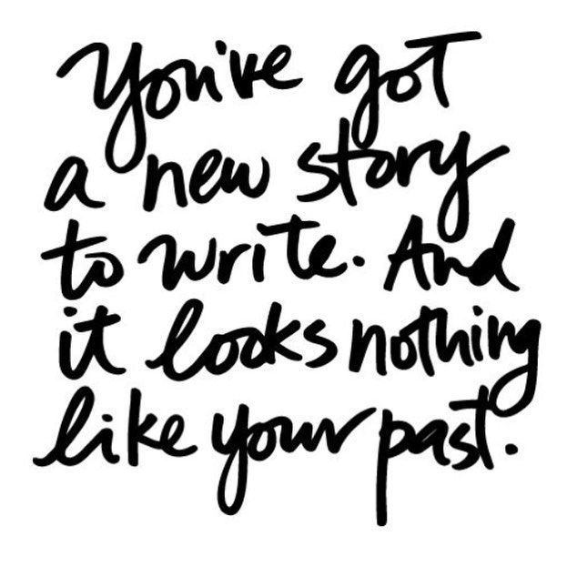 New year new start new story Take chances when you are young so you ...
