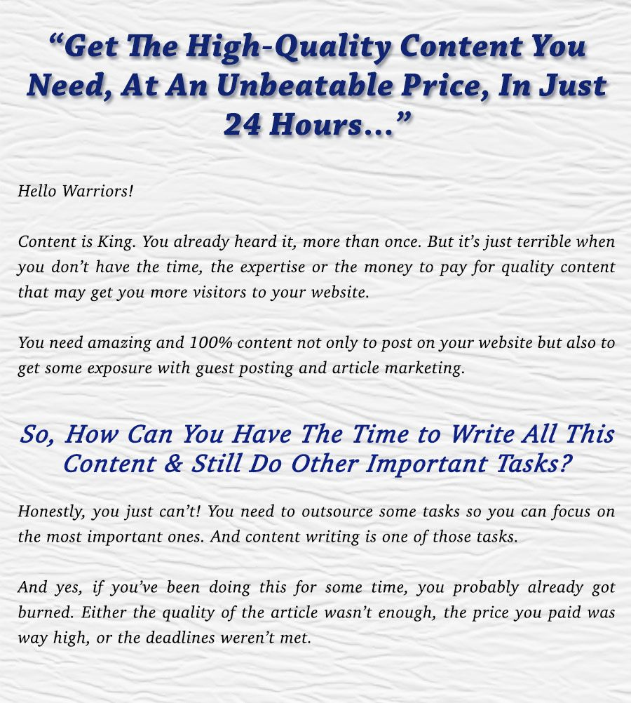 Custom writing services review