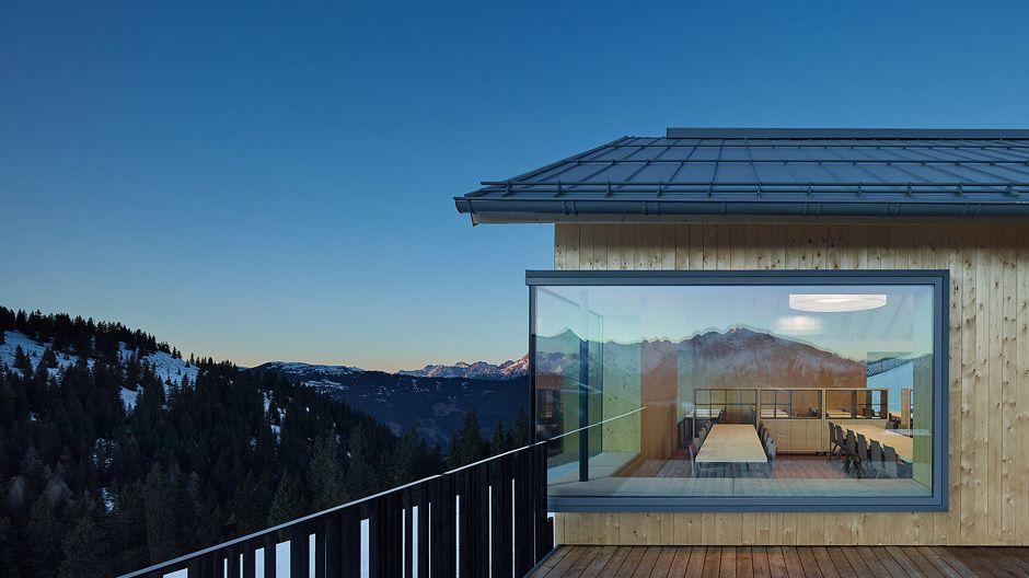 Nordische Almhütte in 2020 Alm, Gebäude, Architektur