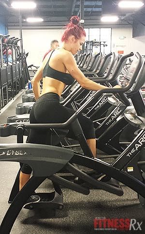 hiit the arc trainer  cardio for tight curves  planet