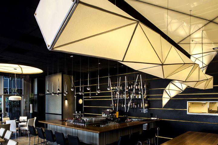 One Restaurant By Nir Portal Amp Studio Beam Tel Aviv Israel Restaurant Architektur Sushi Restaurants Restaurant
