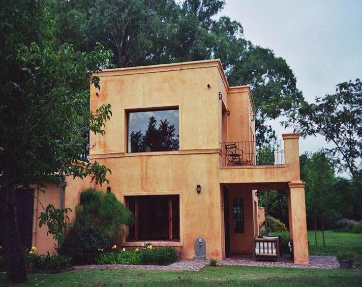 Resultado de imagen para casa estilo colonial pampeano | fachada ...