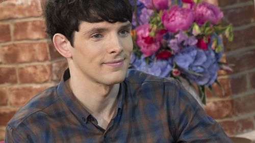 Colin on the This Morning show 28/05/2013