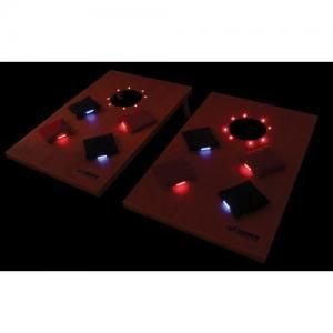 Lighted Bean Bag Toss Lawn Or Make Boards