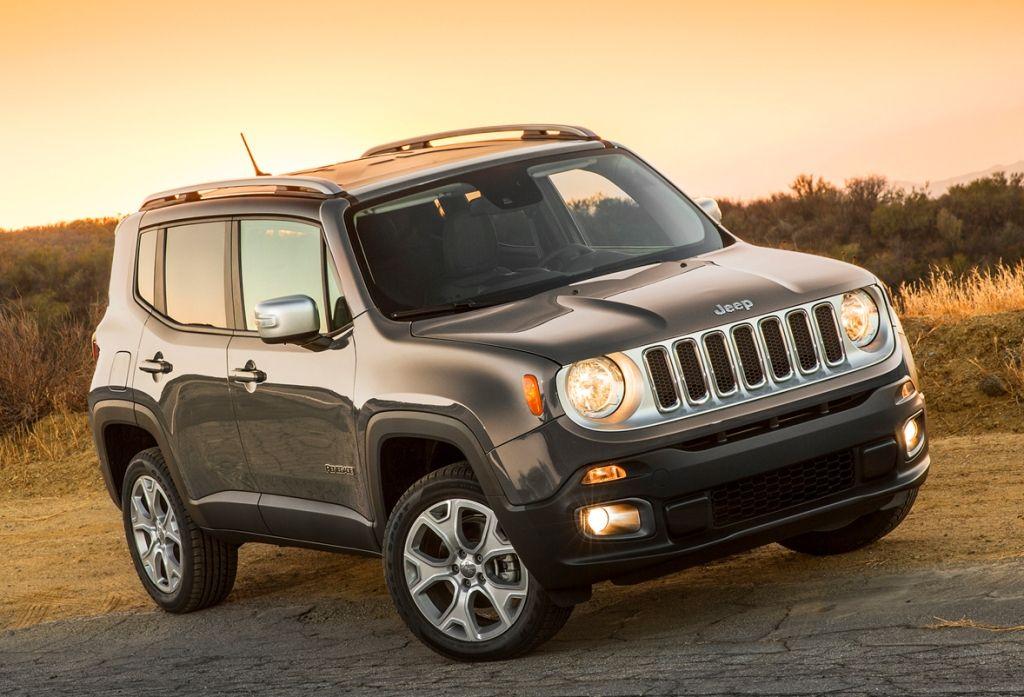 2017 Jeep Renegade Fuera de la carretera, Autos, Automoviles